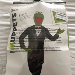 Men's Kermit Costume